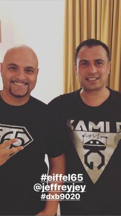 Eiffel 65 & DJ Kami G