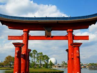 Atsumi w/Matsuriza at Epcot