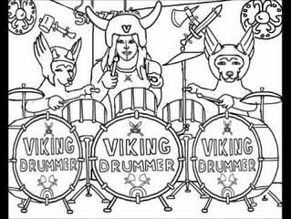 Viking Taiko for Corporate Client