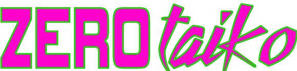 ZEROtaiko Sticker