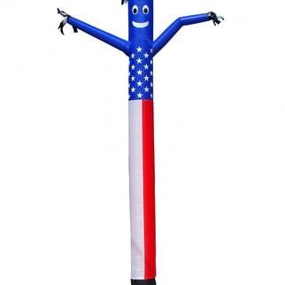 American Flag Skydancer