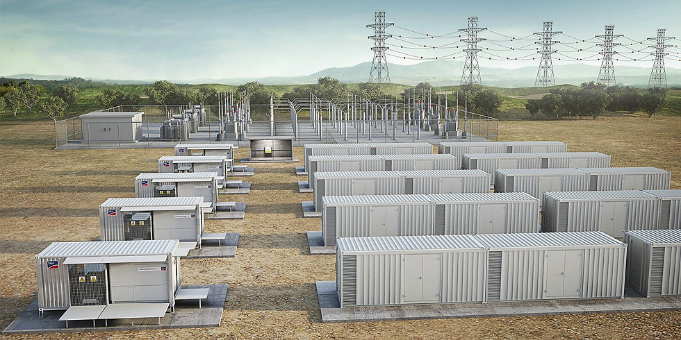 Dr. Zareipour: Integration of large-scale energy storage into electricity markets