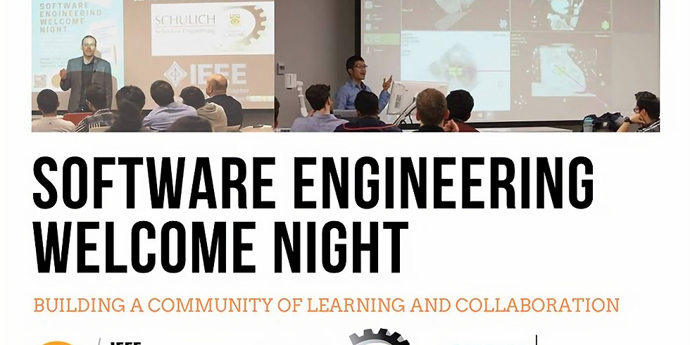 Software Engineering Welcome Night