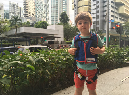 Making The Most of City Living With Kids