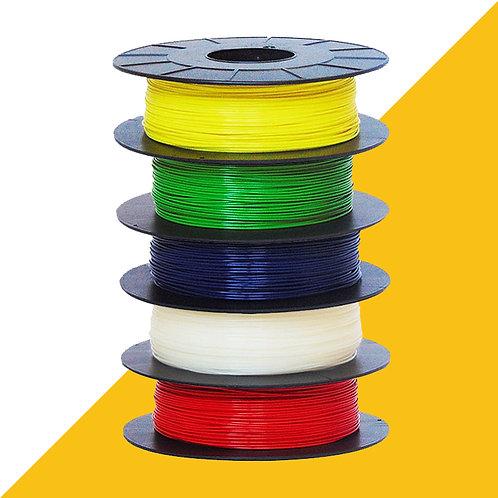 PACK LV3D LUXE 5kg (5 bobines de PLA LV3D LUXE 1kg)