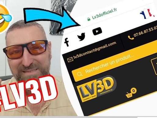 Du nouveau chez LV3D