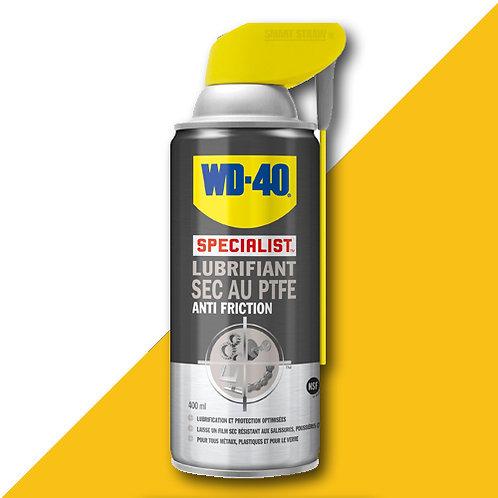 Spray lubrifiant WD40 PTFE (400ml)