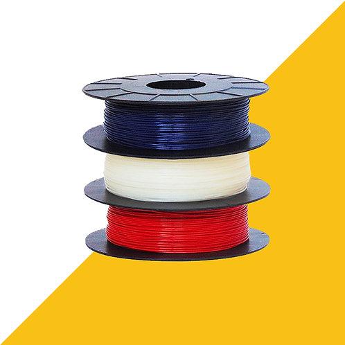 PACK LV3D LUXE 3kg (3 bobines de PLA LV3D LUXE 1kg)