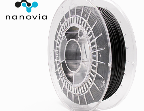 Un filament flexible à base de coquille d'huitre chez NANOVIA