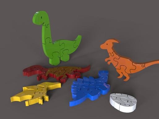 L'impression 3D pour les enfants.