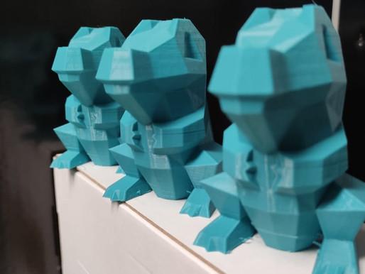 COMBIEN D'OBJET 3D ON PEUX FAIRE AVEC UNE BOBINE DE FILAMENT ? ( IMPRESSION 3D )