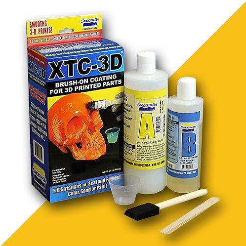 Kit de lissage XTC 3D 644g