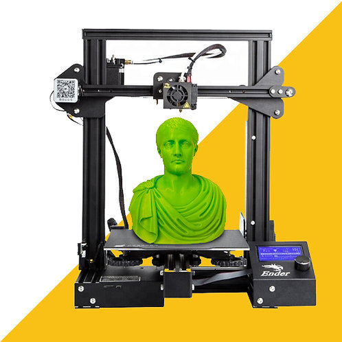 IMPRIMANTE 3D CREALITY ENDER 3 PRO