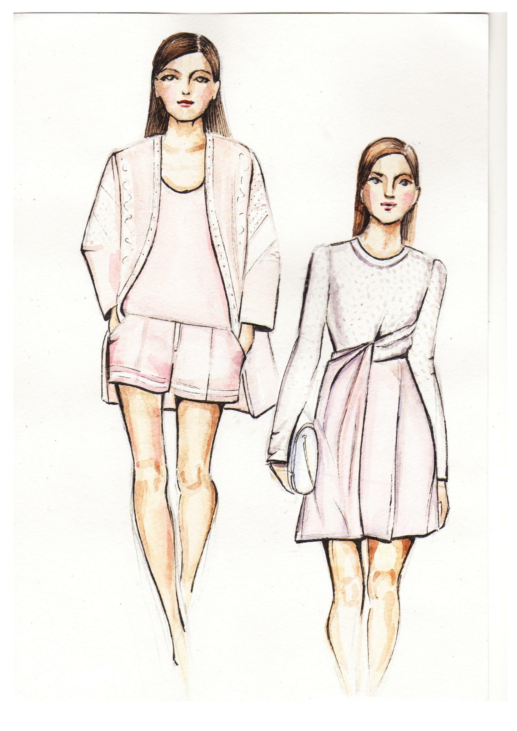 Дизайнер одежды донецк работа в москве для девушек зарплата