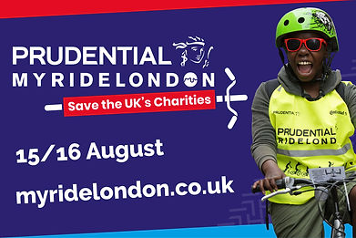 Prudentail My Ride London_Email Banner 6