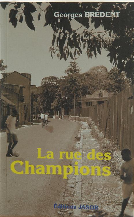 La rue des Champions