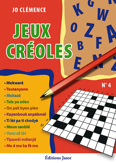 Jeux créoles n°4