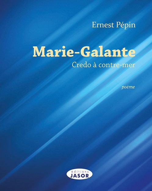 Marie-Galante Credo à contre-mer