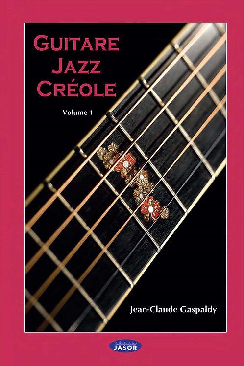 Guitare Jazz créole volume 1 (avec Cd)