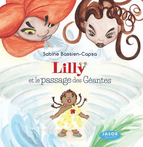 Lilly et le passage des Géantes