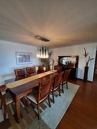 Se renta amplio apartamento amueblado con linda vista
