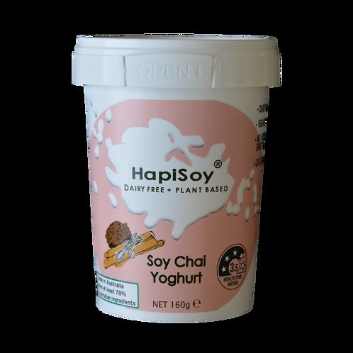 HapiSoy's Chai Soy Yoghurt