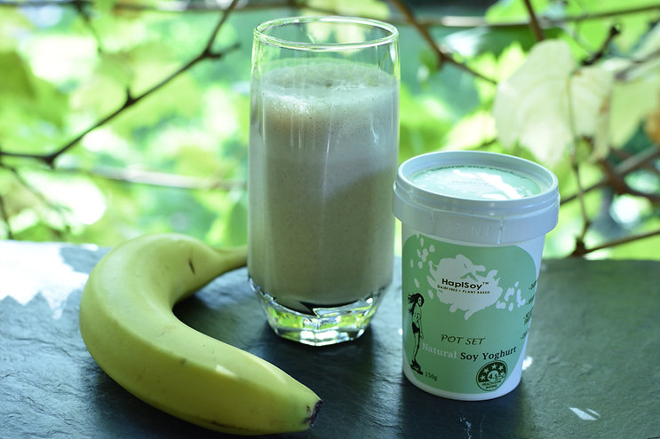 Banana Oat Smoothie Recipe - Hapisoy