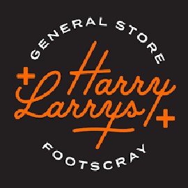 Harry and Larry General Store Logo