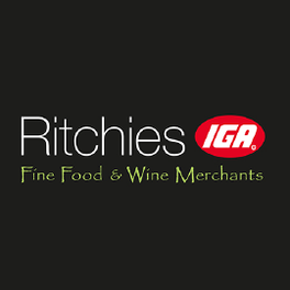 Ritchies Fine Foods and Wine Logo