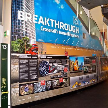 Breakthrough: Crossrail's Tunnelling Sto