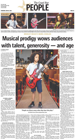 The Coast Star Article