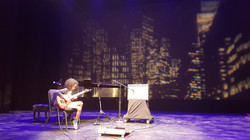 soundcheck at The NJPAC in Newark, New Jersey 2016