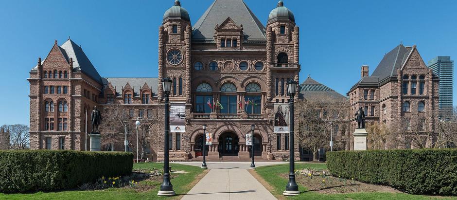 Ontario adds Coercive Control Bill