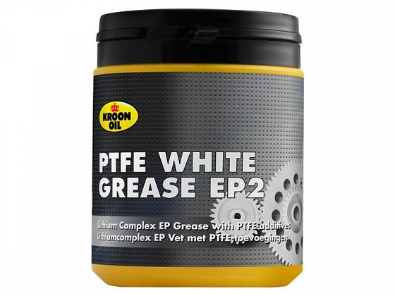 Grease Kroon PTFE white grease Can