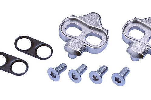 GIANT PEDAL CLEATS MULTIPLE DIRECTION SPD SYSTEM COMPATIBLE