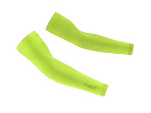 ILLUME SEAMLESS UV ARM COOLER NEON YELLOW S/M