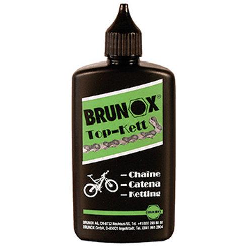 Oil Brunox top chain