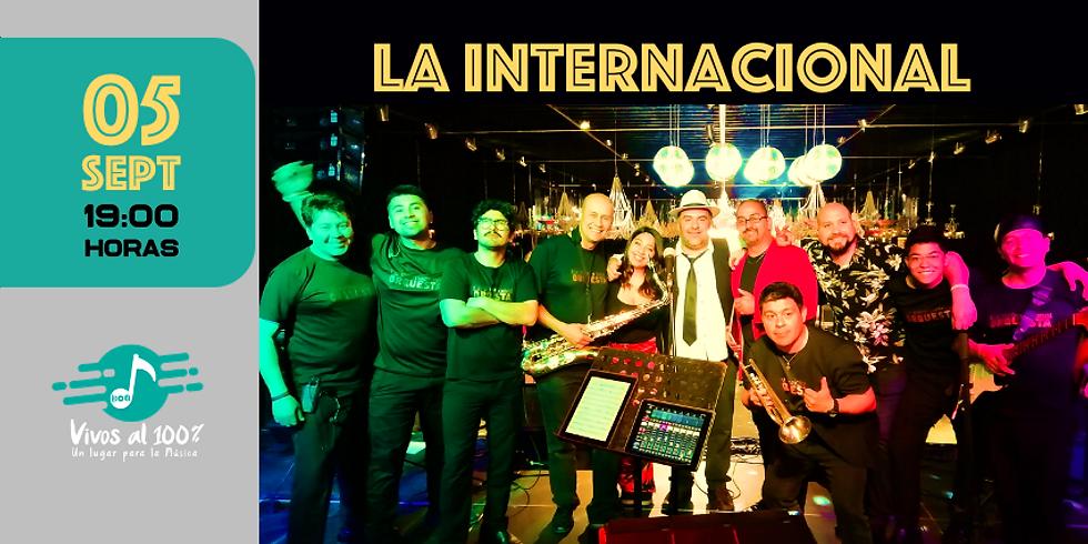"La Internacional ""Show Nueva Ola"""