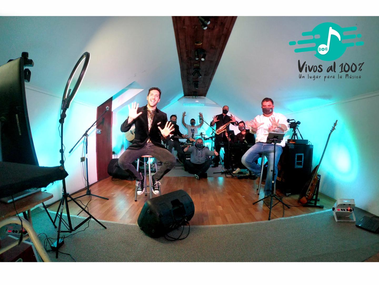 Transmisión en vivo - Nicolás Alamo