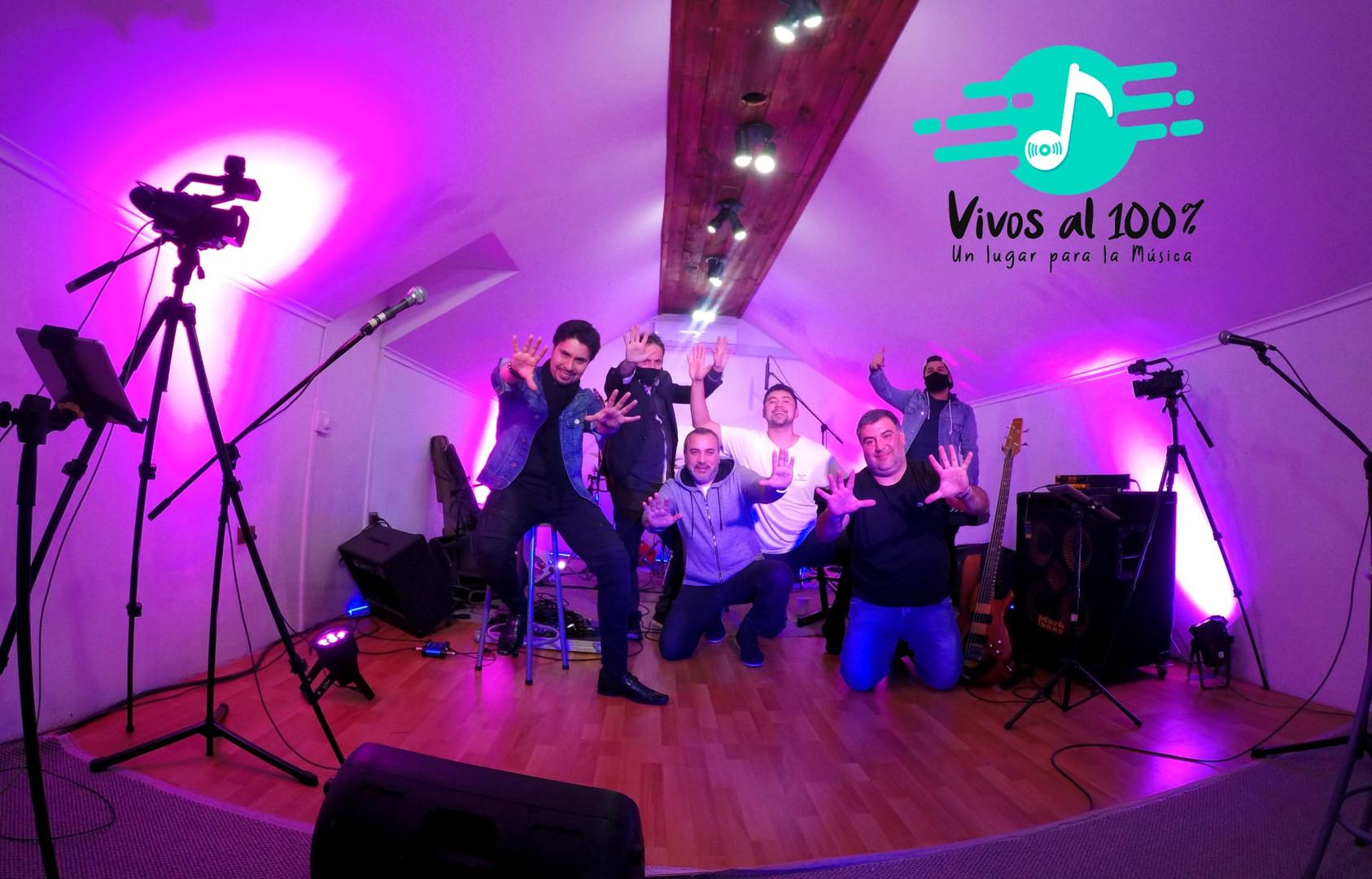 Transmisión en vivo - Humberto Rojas - Tributo a los 80