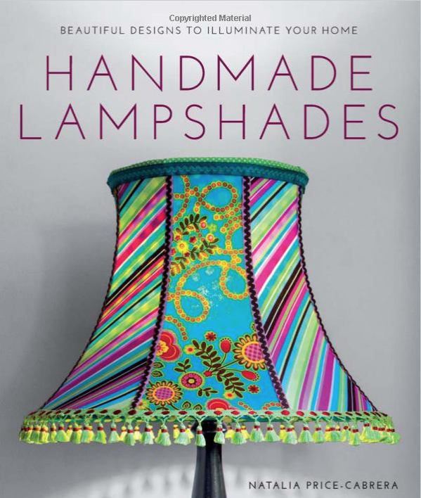 Handmade Lampshades, October 2015