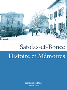 Intervention publique à l'occasion de la sortie du livre Histoire et Mémoires de Satolas-et-Bonce