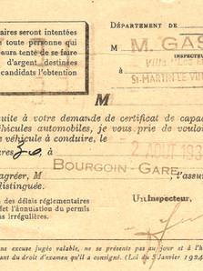 Biographie, épisode 11 : Le permis de conduire