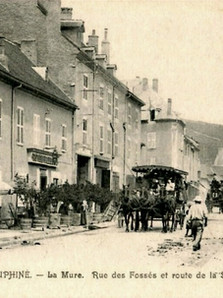 Biographie, épisode 3 : le transport d'autrefois...