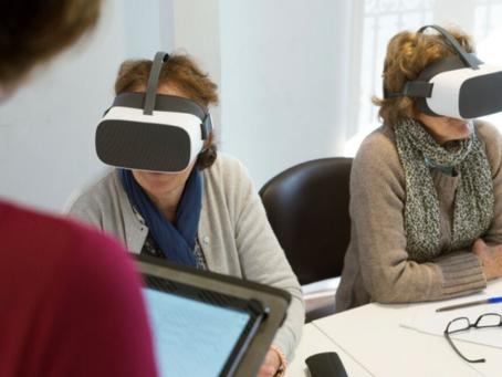 La Realidad Virtual como herramienta de Estimulación Cognitiva en personas con Alzheimer.