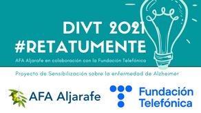 #RETATUMENTE con AFA Aljarafe y la Fundación Telefónica
