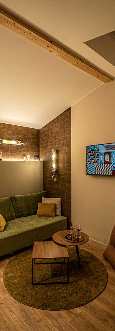 Intérieur appartement, Lyon