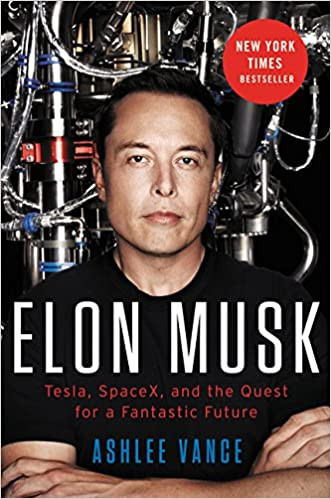 Tesla, SpaceX, and the Quest for a Fantastic Future