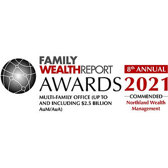 Family Wealth Report Awards 2021 - Comme