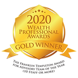 Best Family Office Canada - 2020 Wealth Professional Awards